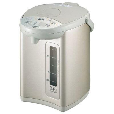 象印 マイコン沸とう電動給湯ポット 3.0L KuaL グレー系 CD-WV30E7-HA