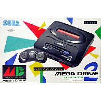 SEGA MEGA DRIVE2 本体 HAA-2502