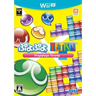 ぷよぷよテトリス/Wii U/WUPPAPTJ/A 全年齢対象
