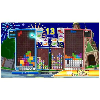 ぷよぷよテトリス(スペシャルプライス)/PS4/PLJM80120/A 全年齢対象