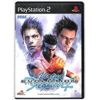 PS2 バーチャファイター4 エボリューション PlayStation2