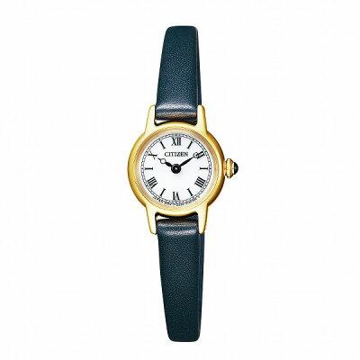 シチズン キー CITIZEN Kii エコドライブ 腕時計 レディース ラウンドストラップ EG2995-01A