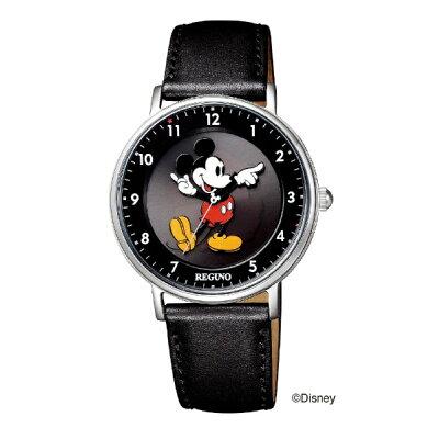 シチズン CITIZEN レグノ ソーラーテック シンプルシリーズ Disneyコレクションミッキーミニーモデル KP3-112-50