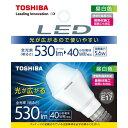 TOSHIBA LED電球LDA6N-G-E17S