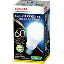 東芝 LED電球 LDA7N-G/60W 昼白色