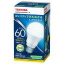 東芝 LED電球 LDA7N-G-K/60W 昼白色