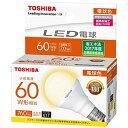 東芝LED電球LDA7L-G-E17/S60WST