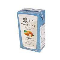 筑波乳業 濃いアーモンドミルク 濃厚プレーン 1L