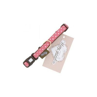ウィッティガーデン 水玉 首輪 2S ピンク(1コ入)