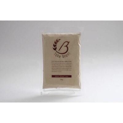 ツインバードtake bran 低糖質ブランパンミックス pypm10br3