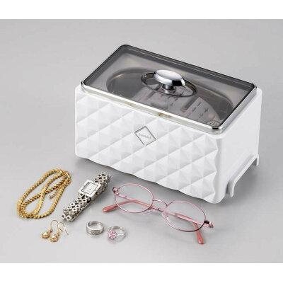 ツインバード 超音波洗浄器 EC-4548W ホワイト(1台)
