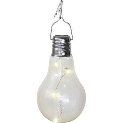 ソーラー電球型ライト LGS-H02(1コ入)