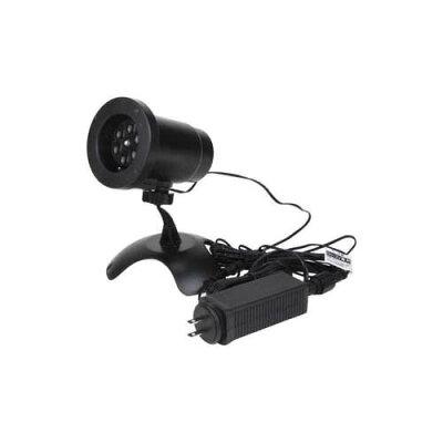 ガーデン モーションプロジェクター LGL-PR01 スノーフレーク(1コ入)