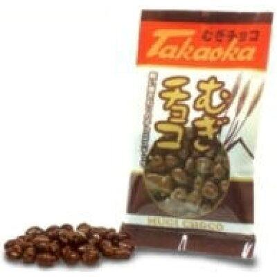 高岡食品工業 麦チョコ 15g