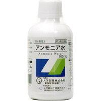 日本薬局方 アンモニア水 100ml