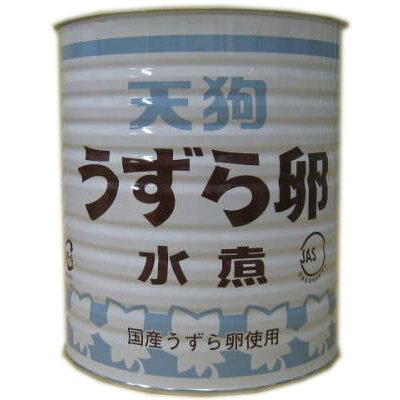 天狗缶詰 うずら卵天狗JAS1/06