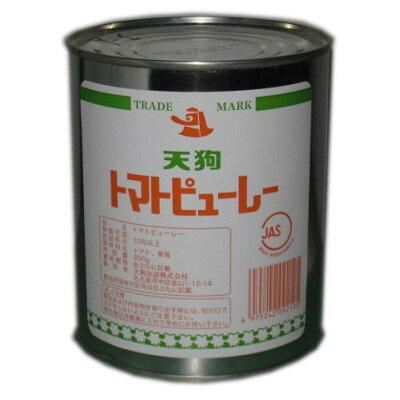 天狗缶詰 トマトピューレ天狗JAS2/12