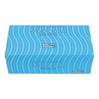 水洗トイレに流せるペーパータオル ストリーム 200枚入 (STM2025)