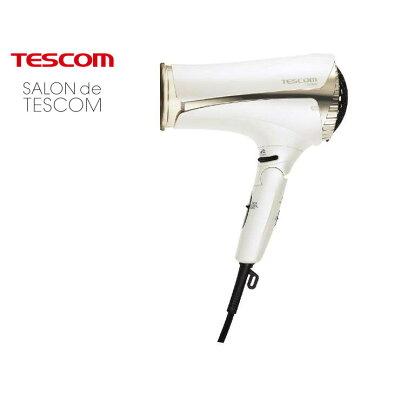SALON de TESCOM プロテクトイオンヘアードライヤー ホワイト TID2600-W(1台入)
