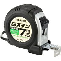 TJMデザイン タジマ Gステンロック-25 7.5m 尺相当目盛付 ブリスター GSL2575SBL