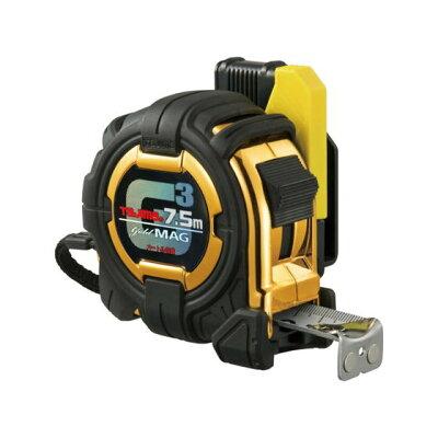 SFG3GLM2575BL TJMデザイン セフコンベG3ゴールドロックマグ爪 25-7.5 メートル目盛 タジマ