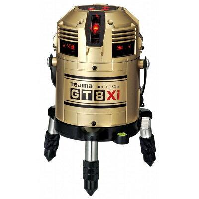 (タジマ) レーザー墨出し器 GT8Xi 本体のみ (JL-GT8XI2)