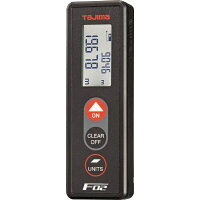 タジマ レーザー距離計 F02 LKT-F02Rレッド  LKT-F02BKブラック