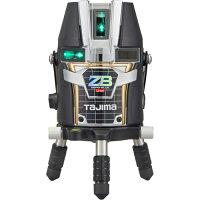 タジマ レーザー墨出器 ZEROBL- 本体のみ ZERO BLUEリチウム- 本体製品約1280g  矩・横 TJMデザイン