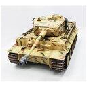 2.4GHz R/C 1/16対戦戦車 タイガーI 赤外線バトルシステム付 童友社