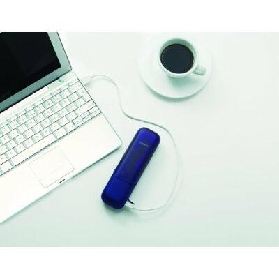 オムロン 音波式電導歯ブラシ メディクリーン HT-B601-B ブルー