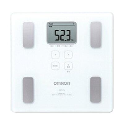 オムロン 体重体組成計 カラダスキャン HBF-214-W(1台)