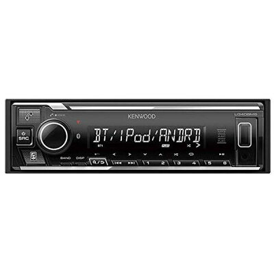 ケンウッド KENWOOD USB/iPod/Bluetoothレシーバー U340BMS