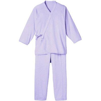 ソフトパジャマ 婦人用 パープル LL 5076(1枚入)