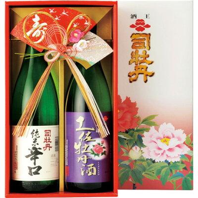 司牡丹 純米酒セット 3600ml