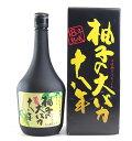 司牡丹 柚子の大バカ 18年 720ml