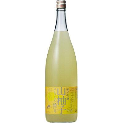 司牡丹 山柚子搾り ゆずの酒 1.8L