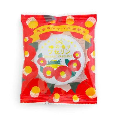 トラッドワセリン 椿の香り 15g