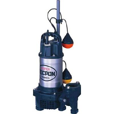 寺田ポンプ製作所 テラダ PGA-250 50HZ 汚水用水中ポンプ 自動 50Hz タン PGA25050HZ