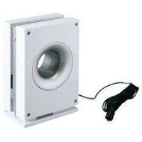 DXアンテナ UHF/ FMブースター内蔵室内アンテナ ホワイト US110AW