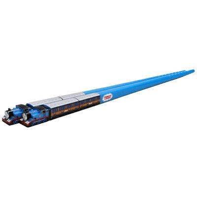 ハシ鉄 きかんしゃ トーマスパーシージェームス型の箸 はし電車新幹線トーマス グッズ
