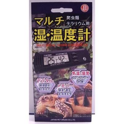 ニチドウ マルチ湿・温度計(1コ入)