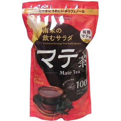 日本緑茶センター 南米の飲むサラダ マテ茶(1.5g*100袋入)