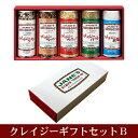 日本緑茶センター ジェーン クレイジーソルト ギフトセット B 5個