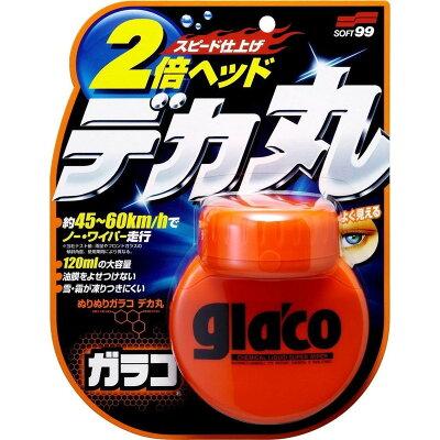 ソフト99 ぬりぬりガラコ デカ丸 G-38 04107(120ml)