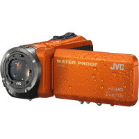 Victor・JVC ビデオカメラ GZ-R300-D
