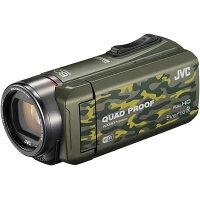 Victor・JVC ビデオカメラ GZ-RX600-G