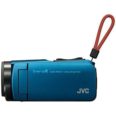 Victor JVC Everio R ハイビジョンメモリームービー GZ-RX670-A