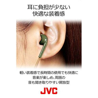 Victor・JVC ワイヤレスステレオヘッドセット HA-F15BT-RB