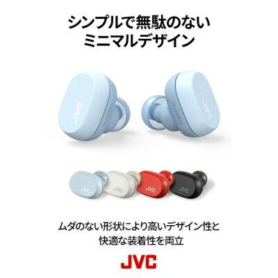 Victor・JVC 完全ワイヤレスイヤホン HA-LC50BT-B