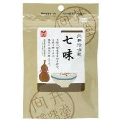 向井珍味堂 手づくり香辛料 七味(15g)